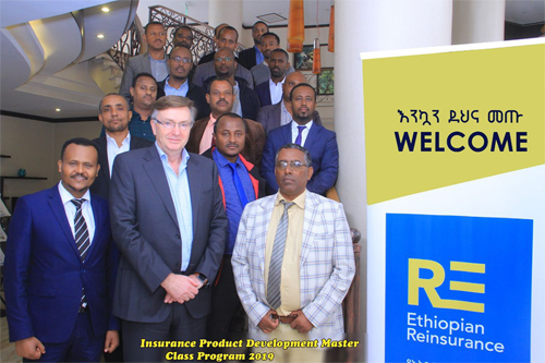 Ethiopian RE conducted Insurance Product Development Master